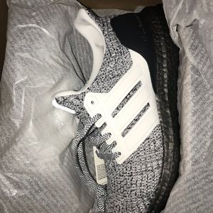 NWT adidas ultra boost 4.0 cookies and cream